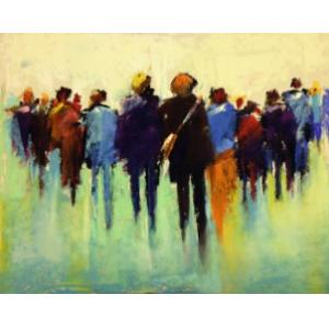Pastel Paintings by Joelle Feldman