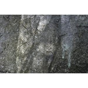 Close up of granite texture. Sunlight is hitting it in some spots.